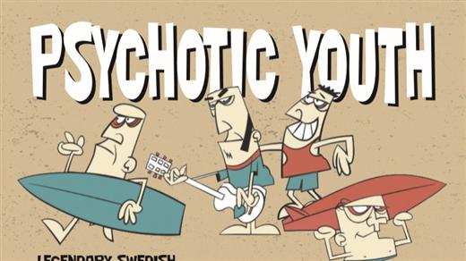 Bild för Psychotic Youth, 2019-02-23, Palatset