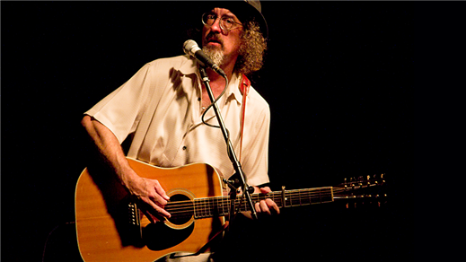 Bild för James McMurtry (US), 2017-02-15, Folk Å Rock
