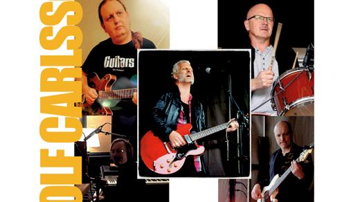 Bild för Rolf Carlsson Band, 2017-04-21, Arenan