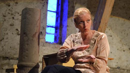 Bild för Soppteater: Kärlekens outgrundliga vägar, 2016-11-23, Ystads Teaters Café