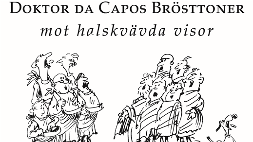 Bild för Dr Da Capos Brösttoner, 2018-11-18, Kulturum | Stora scenen