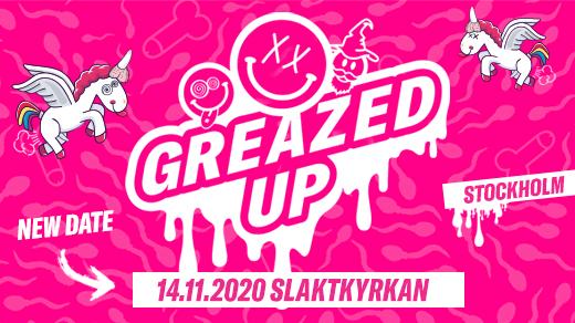 Bild för Deztination presents: GREAZED UP, 2021-01-16, Slaktkyrkan
