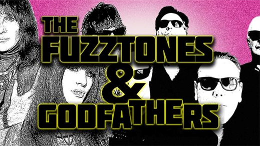 Bild för THE GODFATHERS (U.K) & THE FUZZTONES (U.S), 2019-04-26, Biografbaren