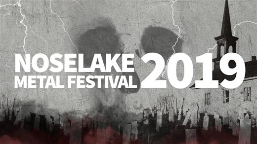 Bild för Noselake Metal Festival 2019, 2019-06-28, Almenäs Källare