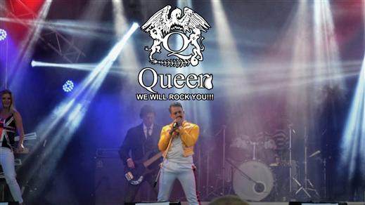 Bild för Queer, 2020-10-03, Halmstad Live