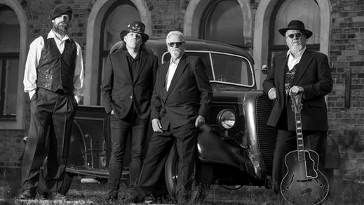 Bild för CLAS YNGSTRÖM & THE BLUE DEVILS, 2018-11-10, Hallsbergs Jazz- och Bluesklubb