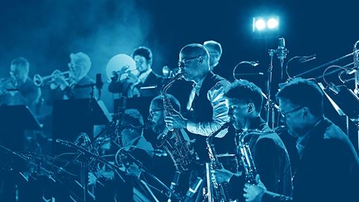 Bild för Bohuslän Big Band plays Blue Note, 2018-09-20, Fasching