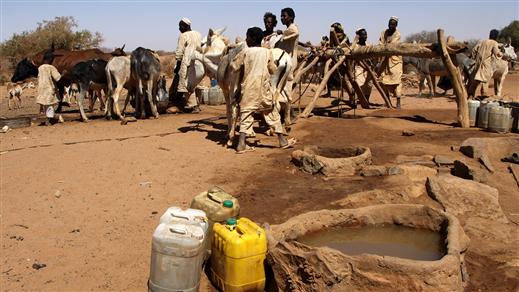Bild för Klimatförändringar och väpnade konflikter, 2020-03-10, Armémuseum
