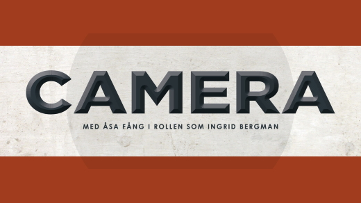 Bild för CAMERA, 2020-10-30, Teatersalongen i Spira
