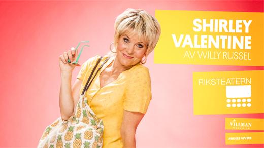 Bild för Shirley Valentine, 2018-11-09, Teatersalongen