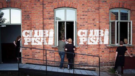 Bild för 161014 Club Pisa, 2016-10-14, Stallet - Världens Musik