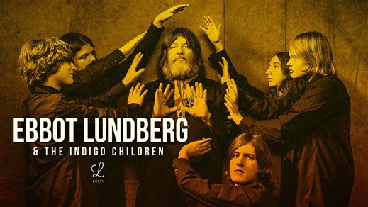 Bild för Ebbot Lundberg & The Indigo Children på Liljan, 2018-04-27, Liljan