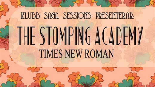 Bild för The Stomping Academy – Releasefest, 2018-10-13, Sagateatern Borås