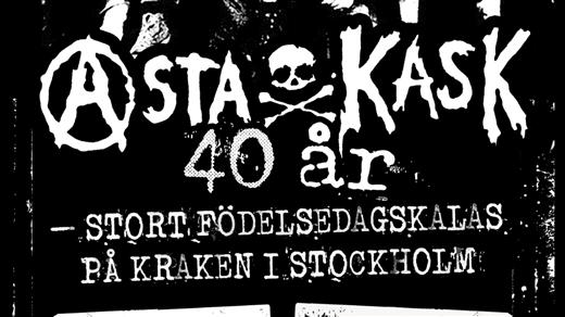 Bild för Asta Kask 40 år, 2018-03-23, Kraken