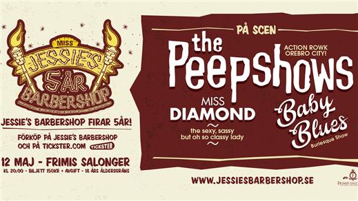 Bild för Jessie's Barbershop firar 5 år!, 2018-05-12, Frimis Salonger Örebro