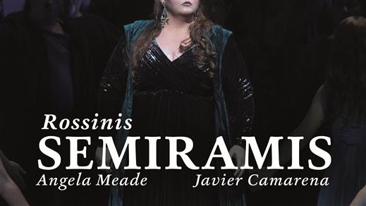 Bild för SEMIRAMIS The Met Live HD, 2018-03-10, Kulturhuset i Svalöv