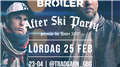 Göteborgs Största Afterski - BROILER