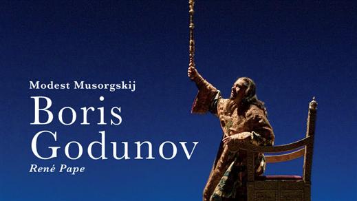 Bild för Boris Godunov, 2021-10-09, Bräcke Folkets hus
