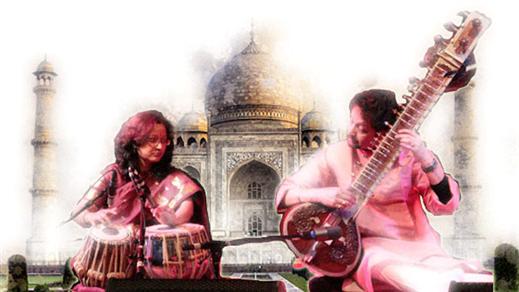 Bild för 200404 Tribute to Ravi Shankar, 2020-04-04, Stallet - Världens Musik