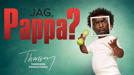 Bild för JAG, PAPPA? MED KODJO AKOLOR, 2019-11-06, Idun, Umeå Folkets Hus