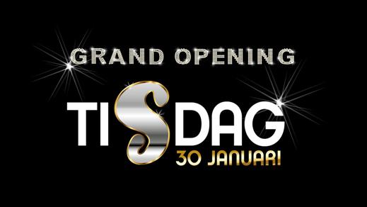 Bild för Grand Opening Tisdag 2018-01-30, 2018-01-30, Solvalla