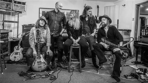 Bild för Lisa Lystam Family Band, 2019-09-28, Fasching