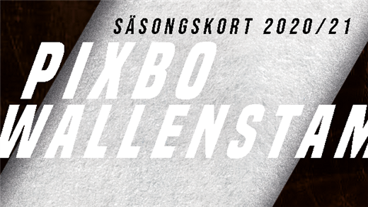 Bild för Säsongskort - Pixbo Wallenstam IBK (Spelarrabatt), 2020-09-25, Wallenstamhallen