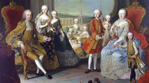 Bild för Föredrag: Familjen Habsburg, 2018-02-08, Livrustkammaren