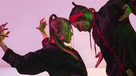 Bild för Konflikt – Inxi & Sasha + Frekvens, 2019-11-09, UKK - Sal B - Sittande onumrerat
