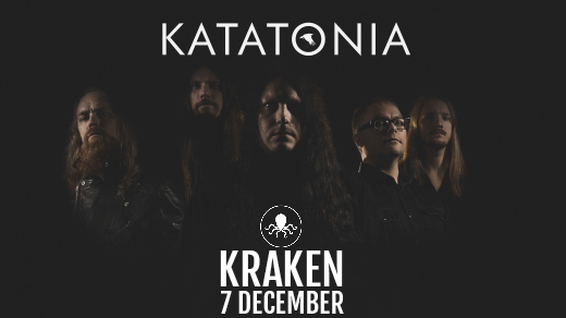 Bild för Katatonia, 2019-12-07, Kraken