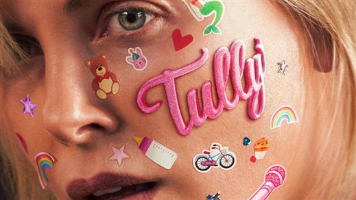 Bild för Bio: Tully, 2018-05-20, Kulturhuset Finspång, Stora Salongen