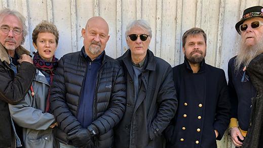Bild för Nynningen & Stefan Sundström, 2019-04-06, Fasching