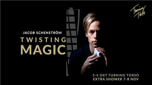 Bild för Twisting Magic 7-8nov, 2020-10-03, Turning Torso