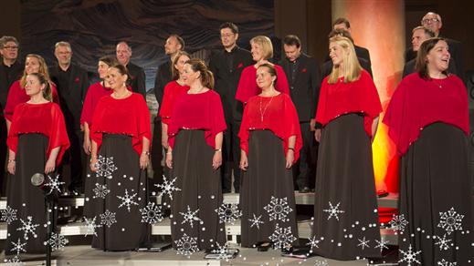 Bild för Vinterfantasi 14 december, 2017-12-14, Ersta kyrka