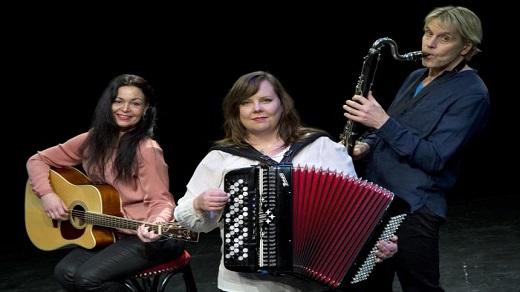 Bild för Sånger som vi, 2021-10-09, Centrumhuset Robertsfors