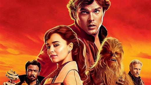 Bild för Solo: A Star Wars Story, 2018-06-01, Bio Oskar