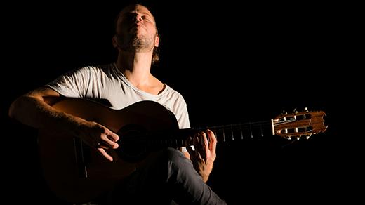 """Bild för Robert """"Robi"""" Svärd Flamenco & gäster, 2017-10-15, UKK - Stora salen"""