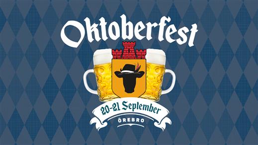 Bild för Örebro Oktoberfest, 2019-09-20, Frimis Salonger Örebro