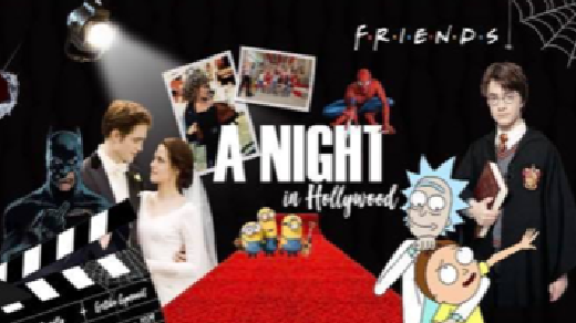 Bild för Internationella/Grillska - A night in Hollywood!, 2019-05-14, Flustret