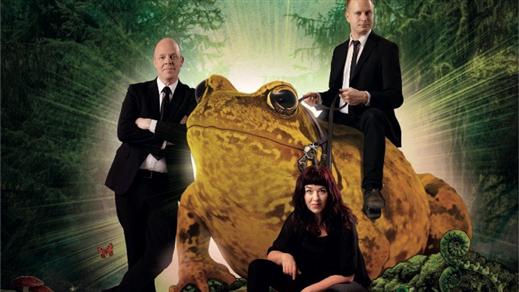 Bild för Gula Grodan - Jacke Sjödin, 2018-03-16, Folkan Teater