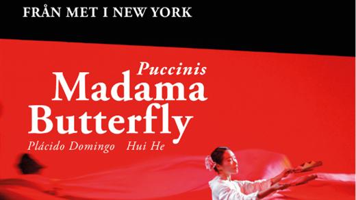 Bild för Madama Butterfly - digitalsändning, 2019-11-10, Folkets Hus Motala Teatersalongen
