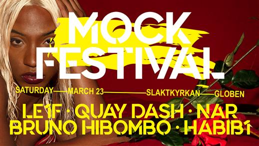 Bild för Mock Minifestival, 2019-03-23, Slaktkyrkan