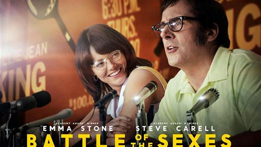 Bild för Battle of the Sexes, 2018-03-25, Bio Oskar