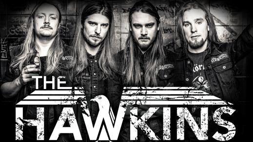 "Bild för The Hawkins – Releasefest: ""Ain't Rock n Roll"", 2017-10-07, Nivå"