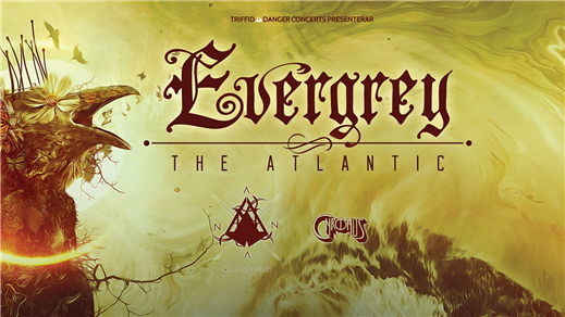Bild för Evergrey. Support: Art Nation & Chronus, 2019-01-25, Palatset