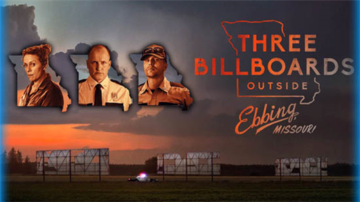 Bild för Three Billboards Outside Ebbing, Missouri, 2018-02-25, Järpenbion