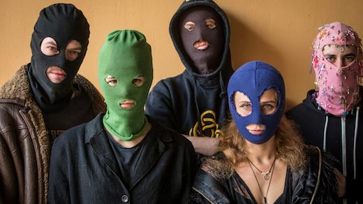 Bild för Pussy Riot, 2019-11-22, Mejeriet