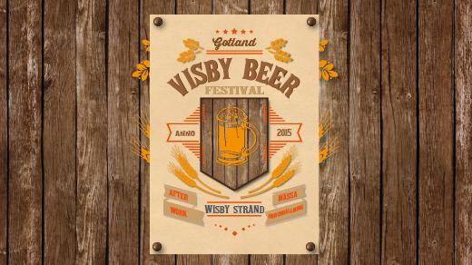 Bild för Visby Beer Festival, 2016-11-05, Wisby Strand