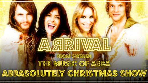 Bild för ARRIVAL Abbasolutely Christmas Show, 2019-12-06, Malmömässan