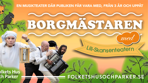 Bild för Familjeskoj - Borgmästaren, 2018-07-03, Lilltorpet, Faluns Folkpark